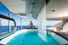 Motor Yacht Quinta Essentia -  Aft Deck